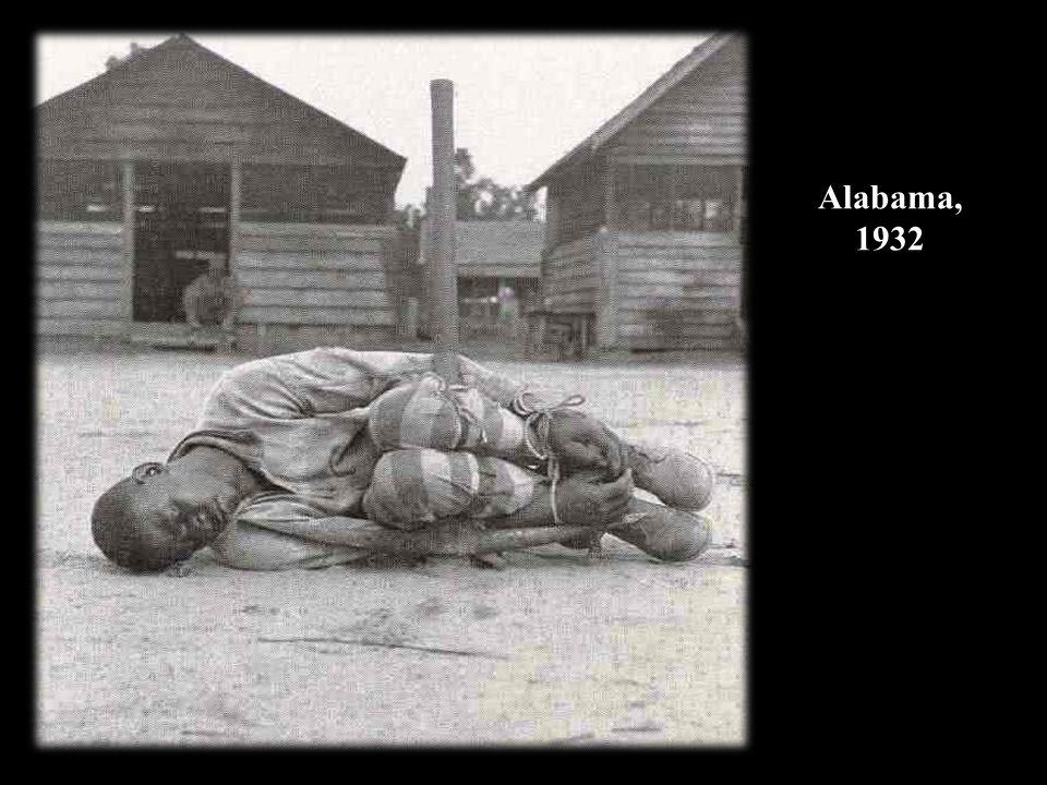 Alabama, 1932