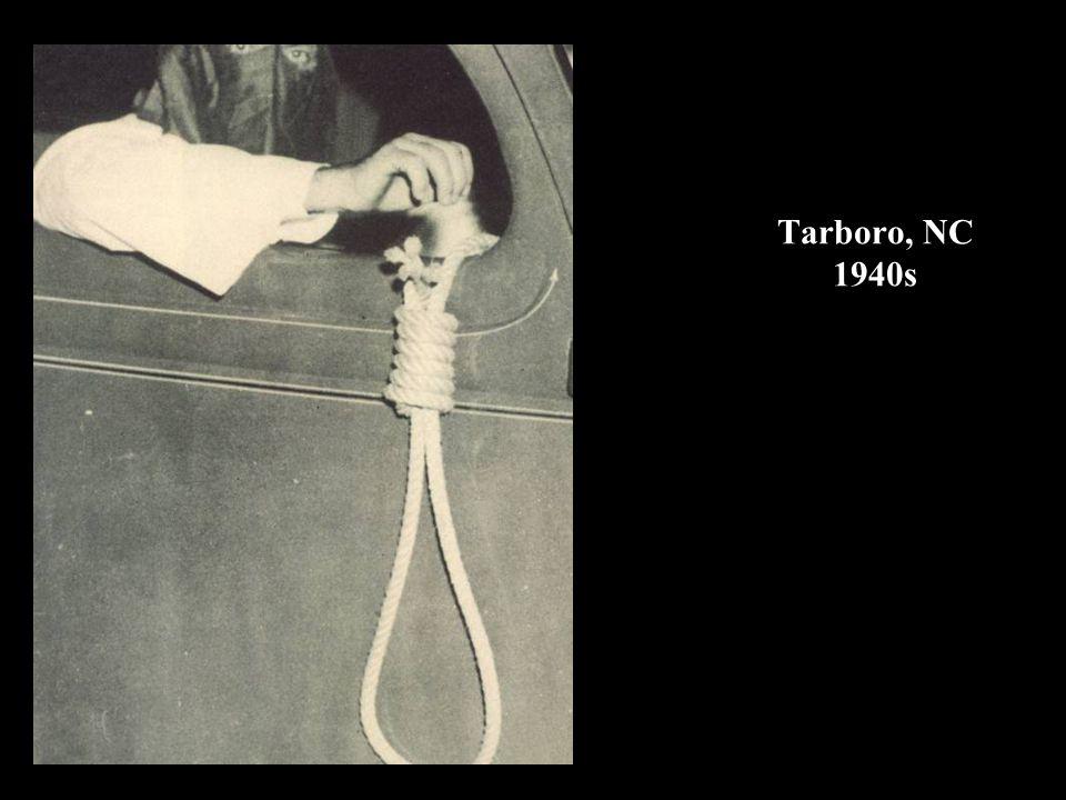Tarboro, NC 1940s