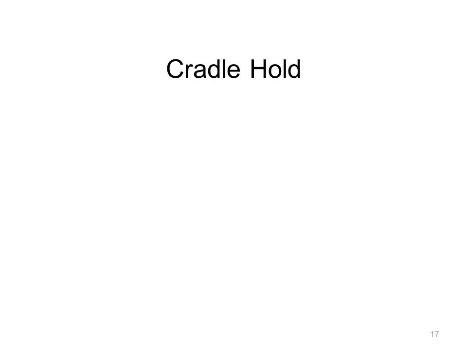 Cradle Hold 17 BBC 6: Putting Baby to Breast