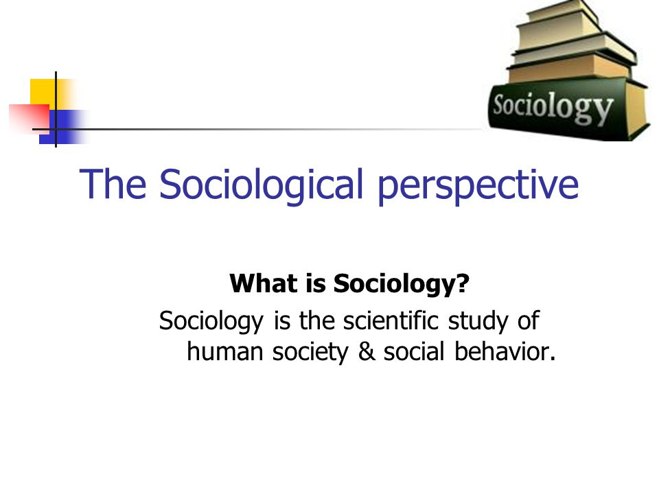 the sociological perspective Through a sociological lens a sociological perspective encourages asking questions about the topic: what particular people are being included in definitions of.