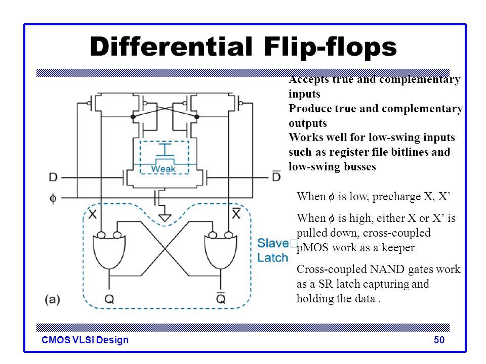 Differential Flip-flops