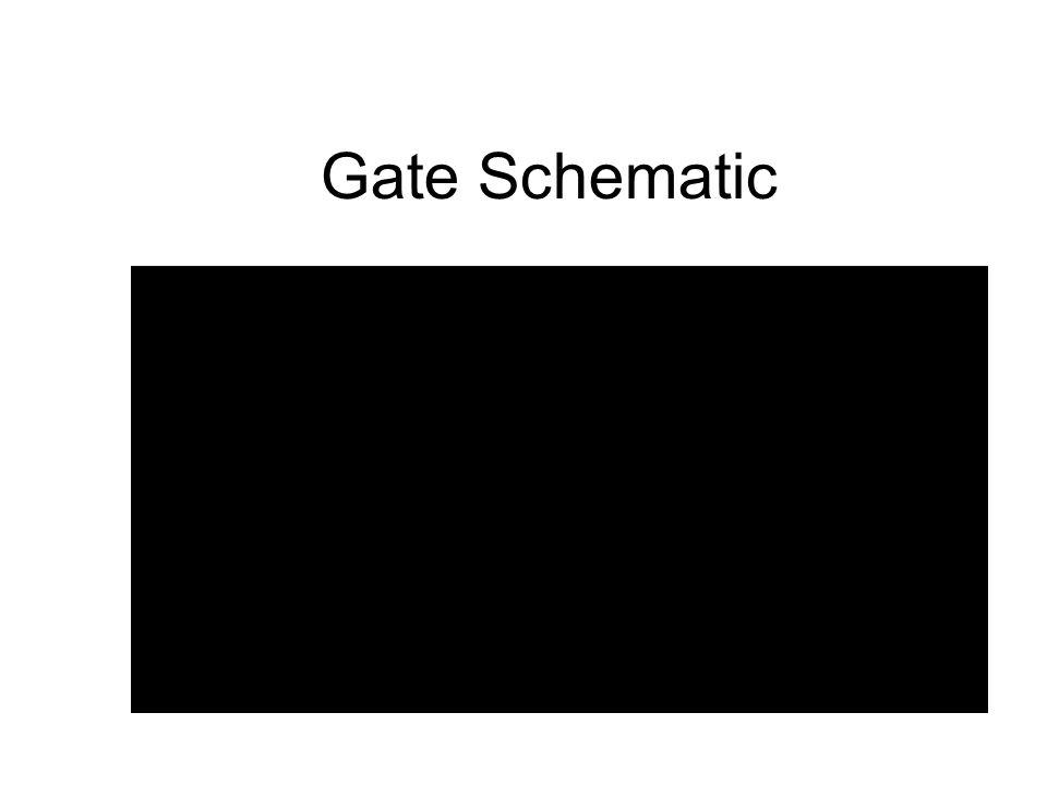 Gate Schematic