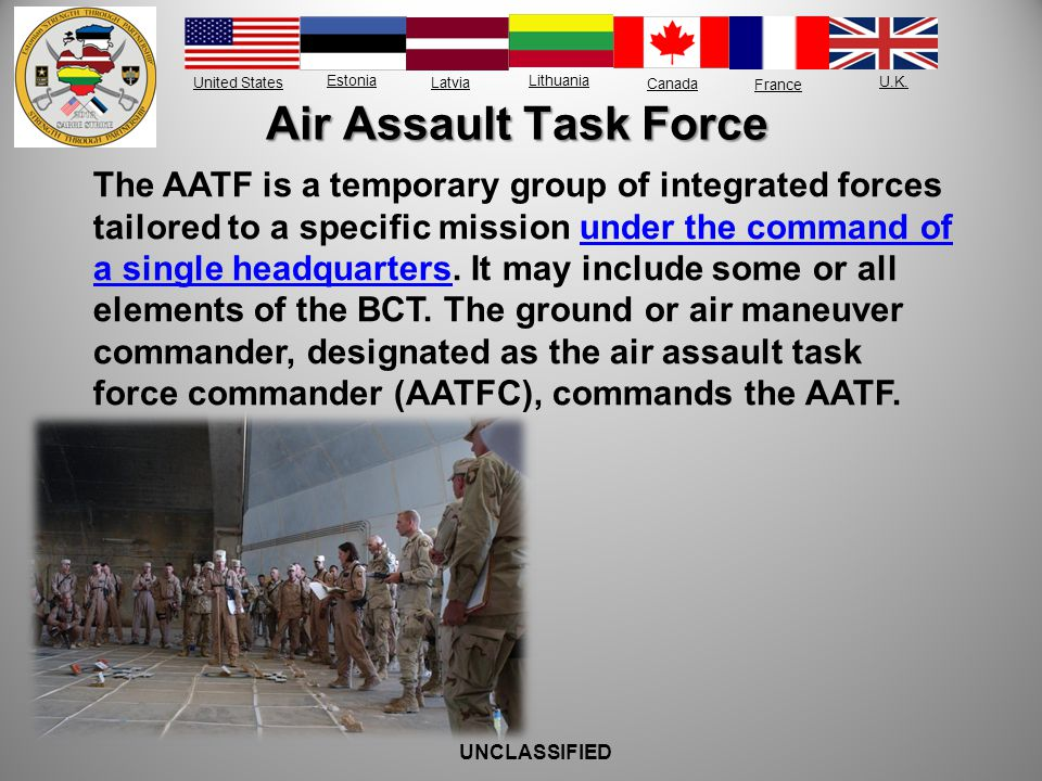 Air Assault Operations - ppt video online download