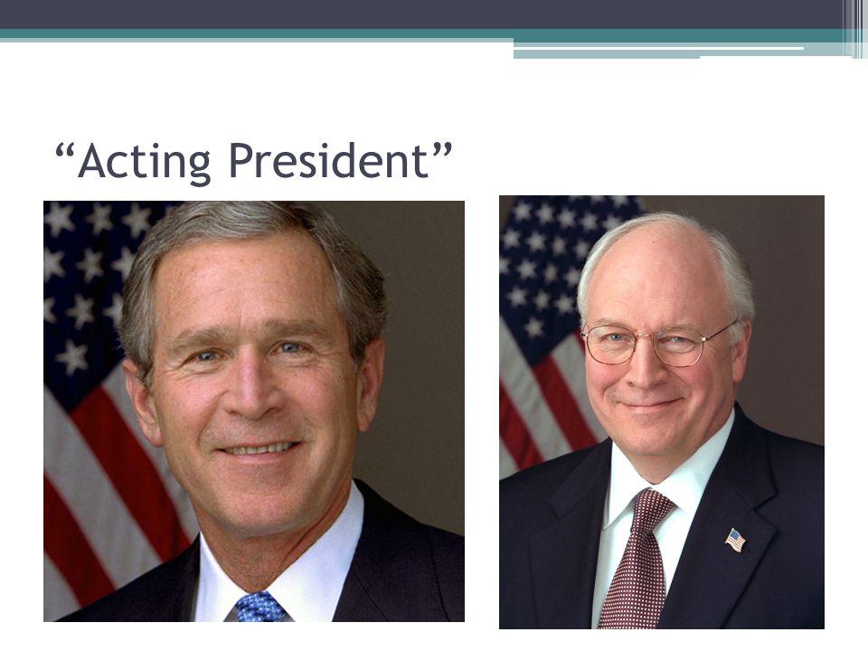 Acting President