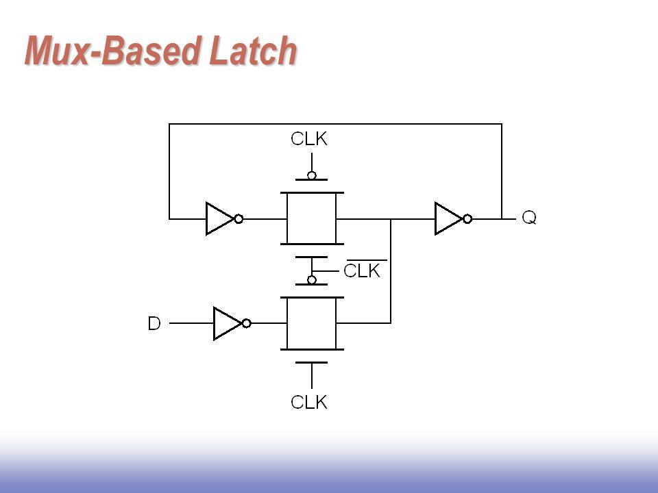 Mux-Based Latch
