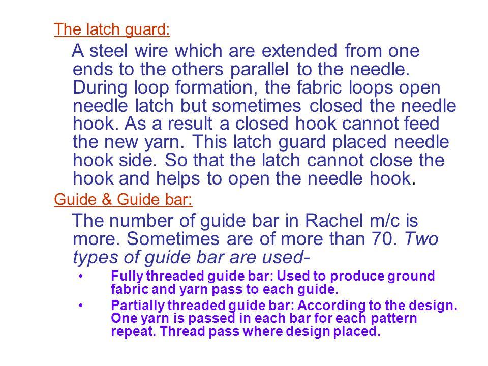 The latch guard: