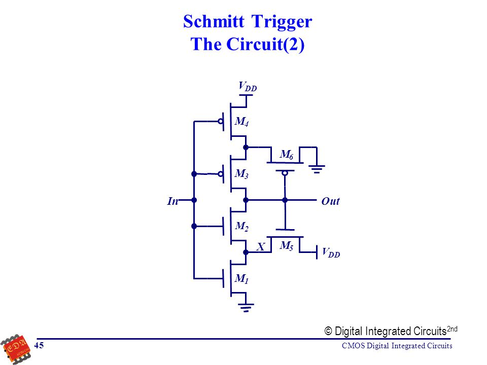 Schmitt Trigger The Circuit(2)