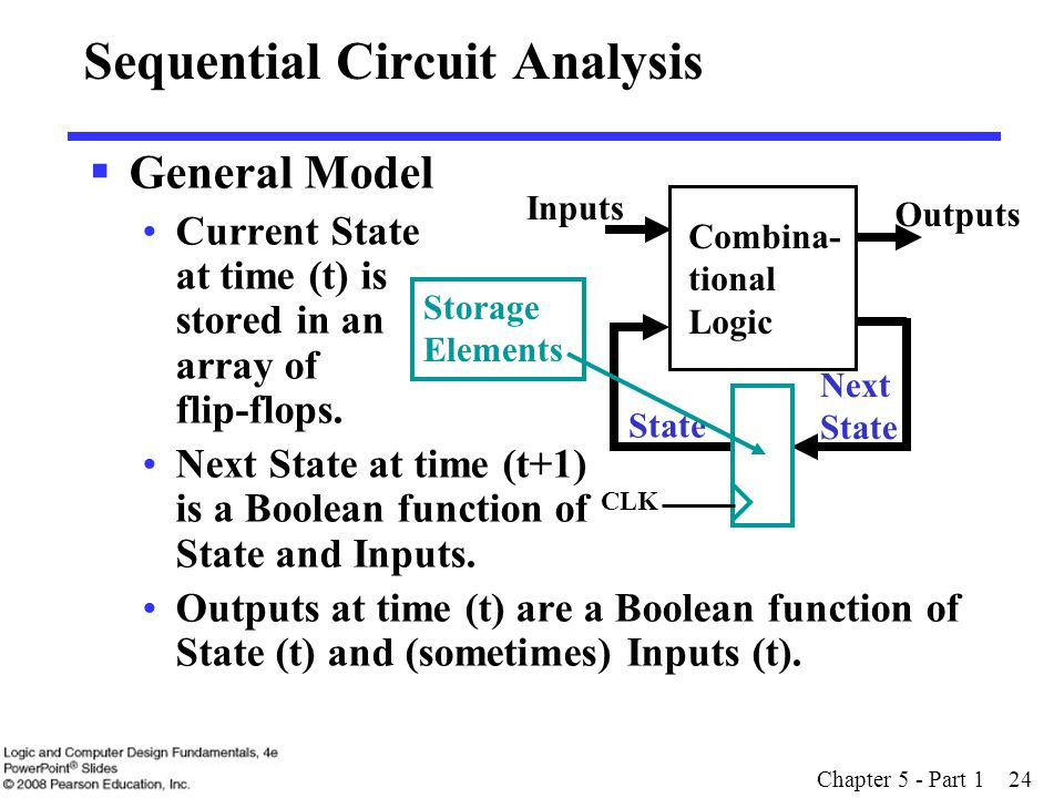 Sequential Circuit Analysis