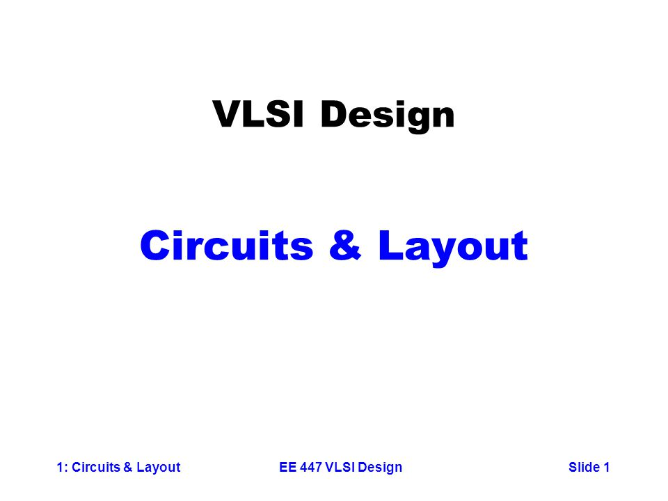 vlsi design Magic is a venerable vlsi layout tool, written in the 1980's at berkeley by john ousterhout, now famous primarily for writing the scripting interpreter language tcl.