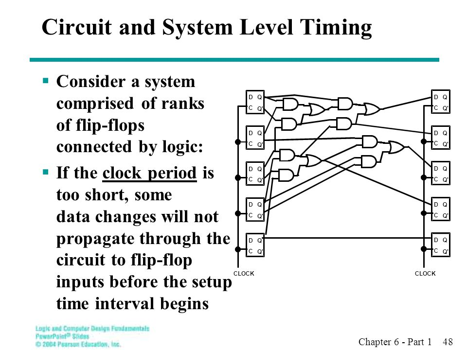 Circuit and System Level Timing