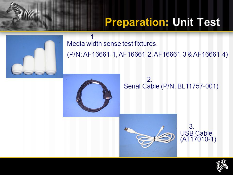 Preparation: Unit Test