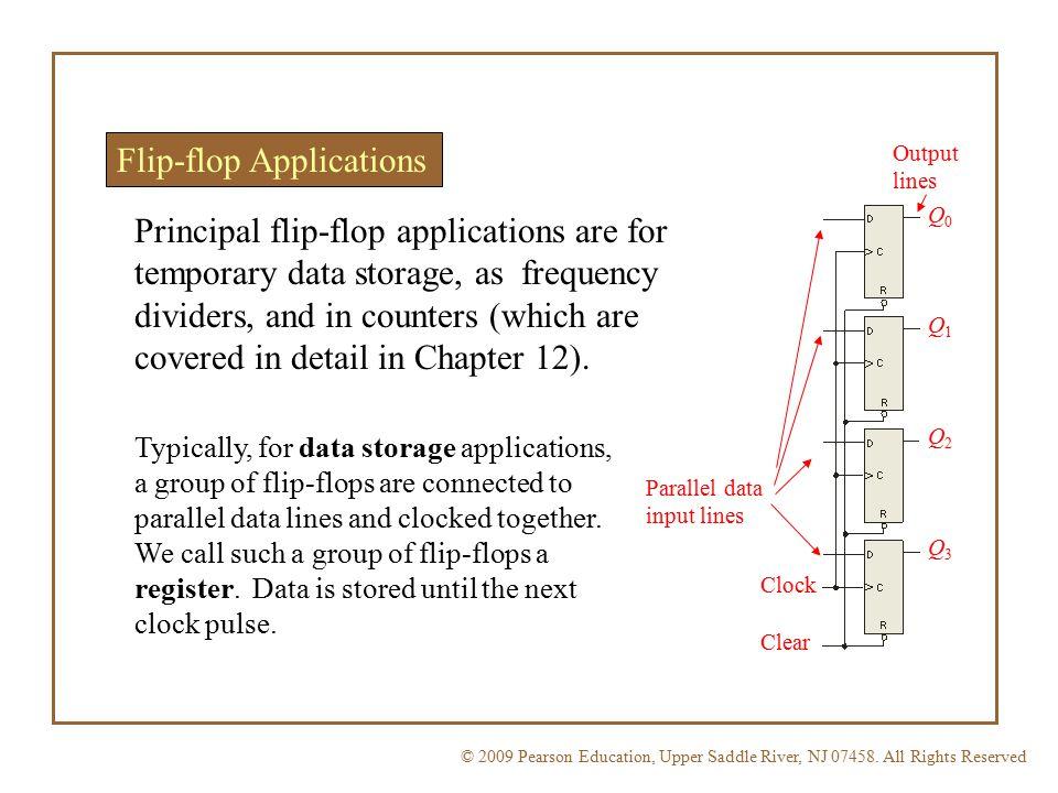 Flip-flop Applications