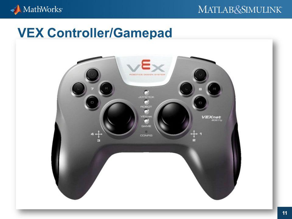 VEX Controller/Gamepad