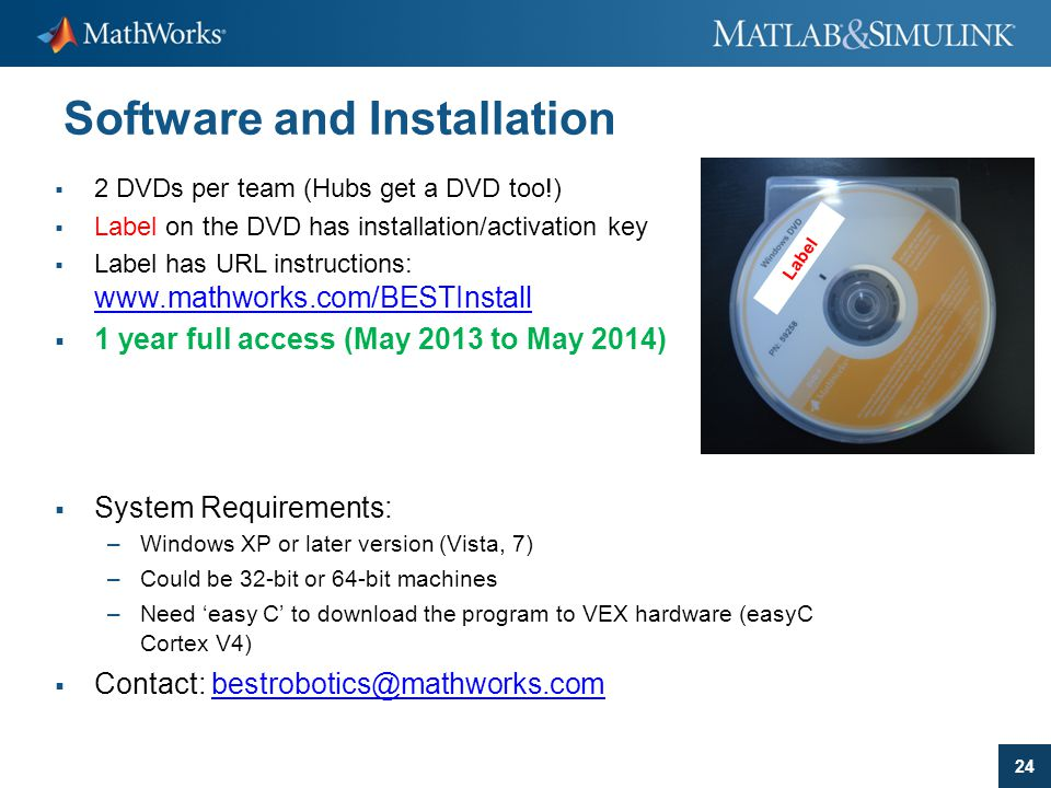 Software and Installation