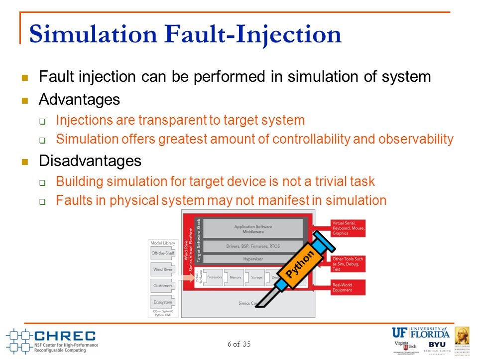 Simulation Fault-Injection
