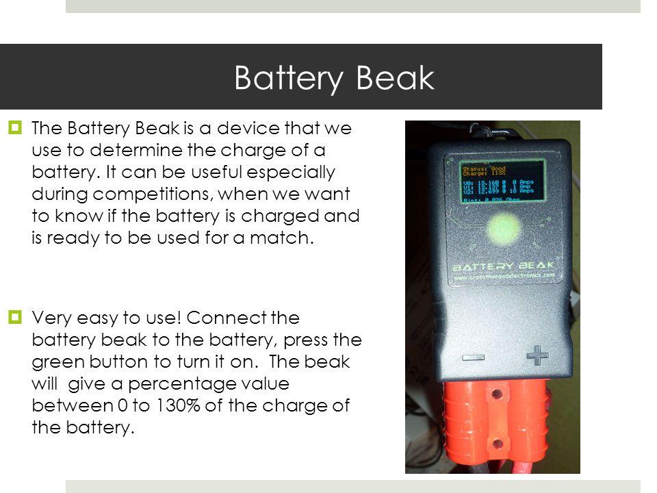 Battery Beak