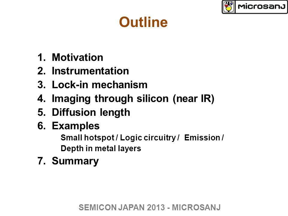 SEMICON JAPAN 2013 - MICROSANJ