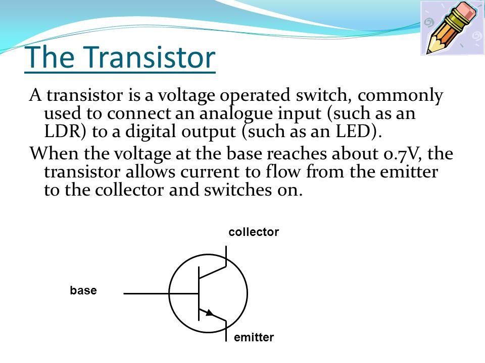 The Transistor