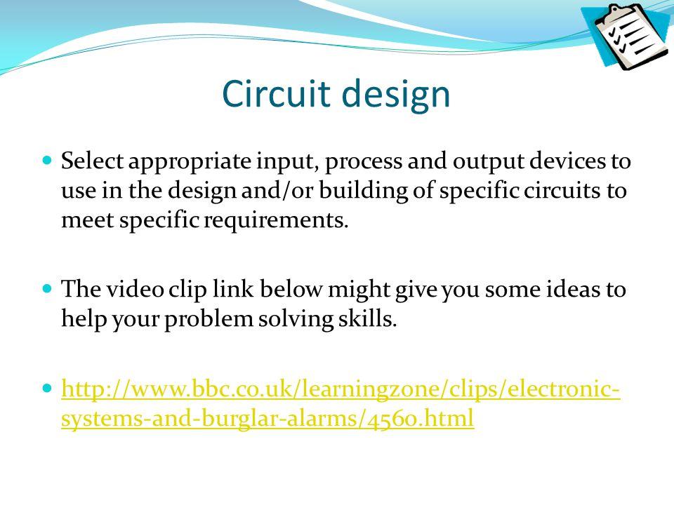 n Circuit design
