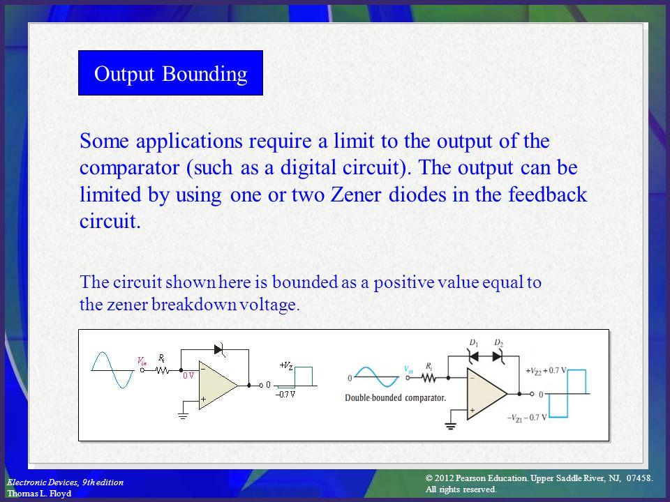 Output Bounding