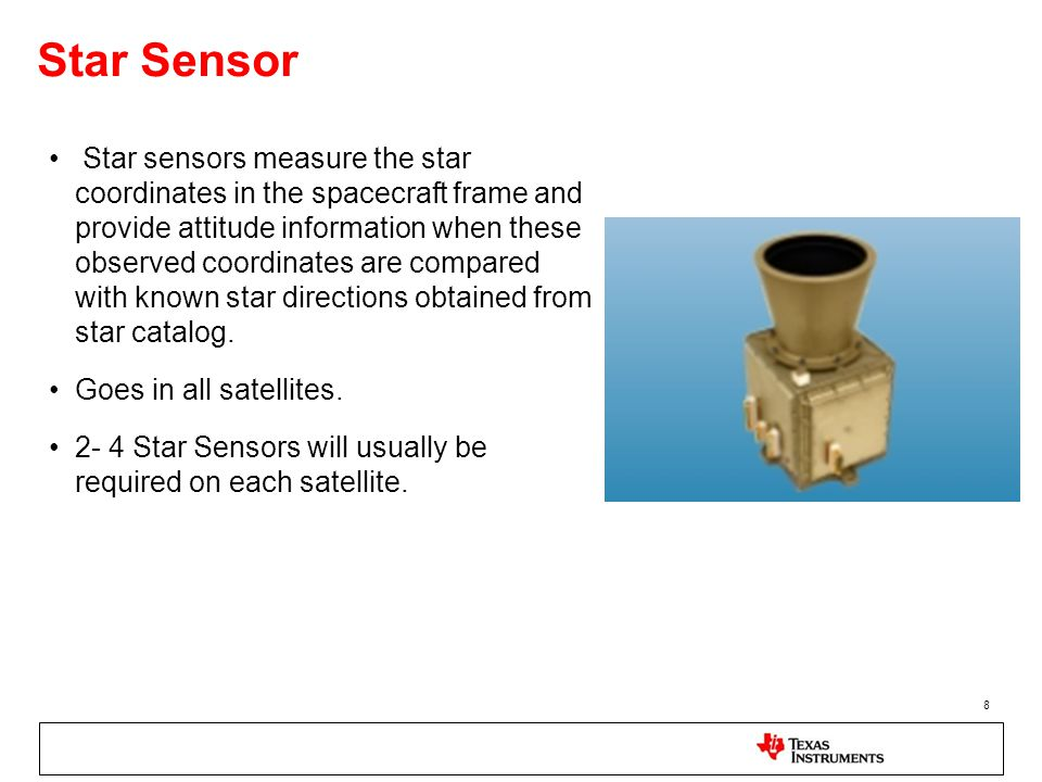 Star Sensor