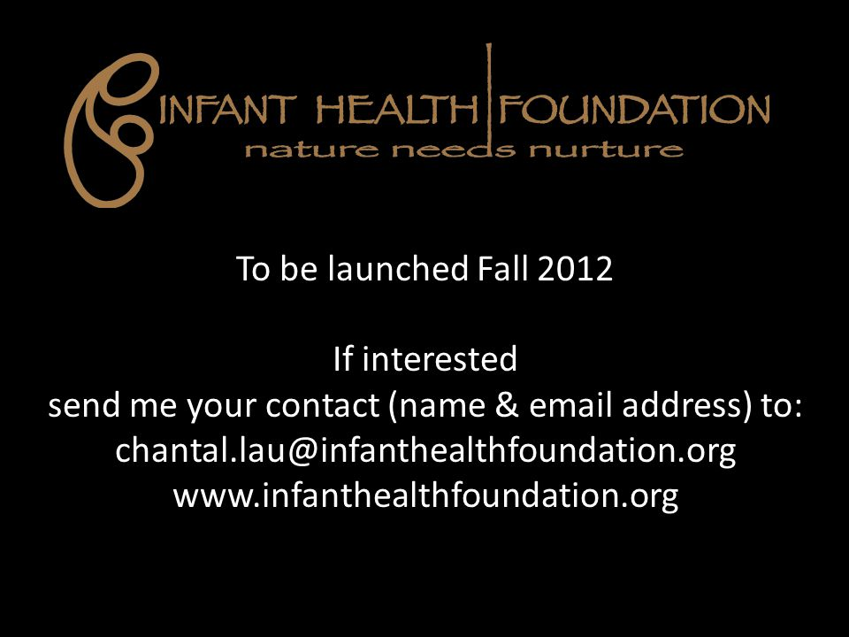 send me your contact (name & email address) to: