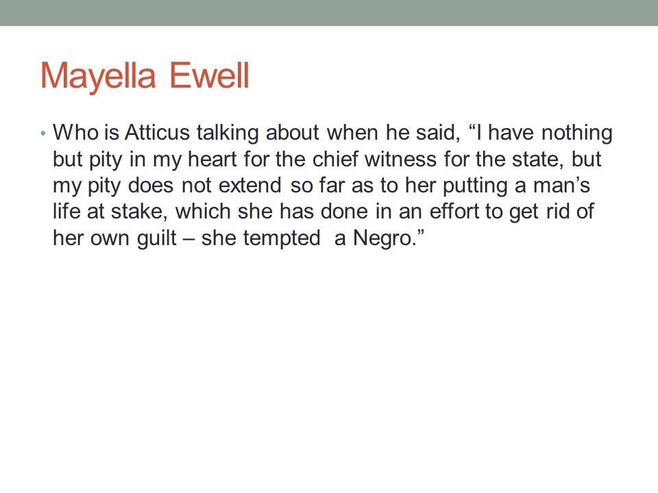 Mayella Ewell