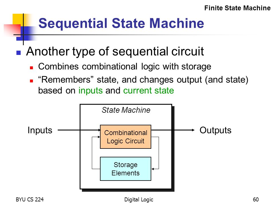 Sequential State Machine
