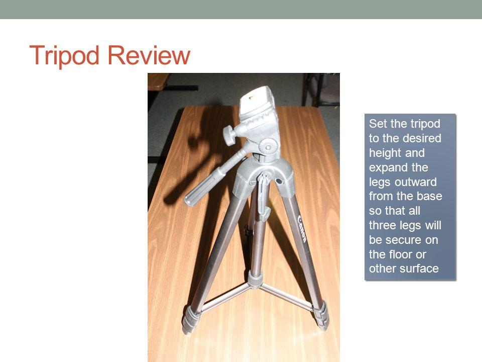 Tripod Review