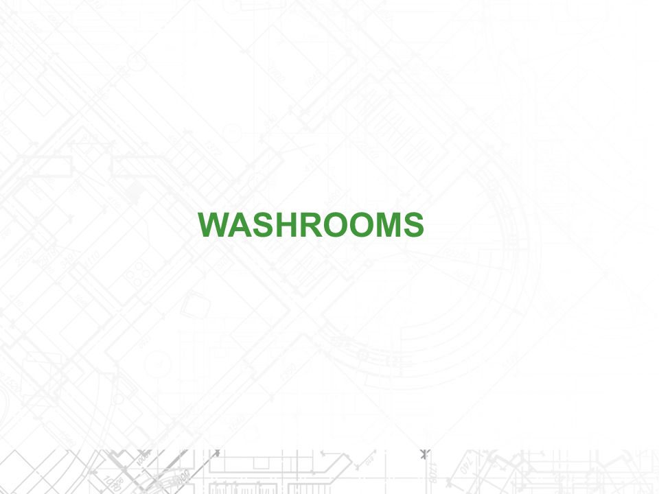 WASHROOMS