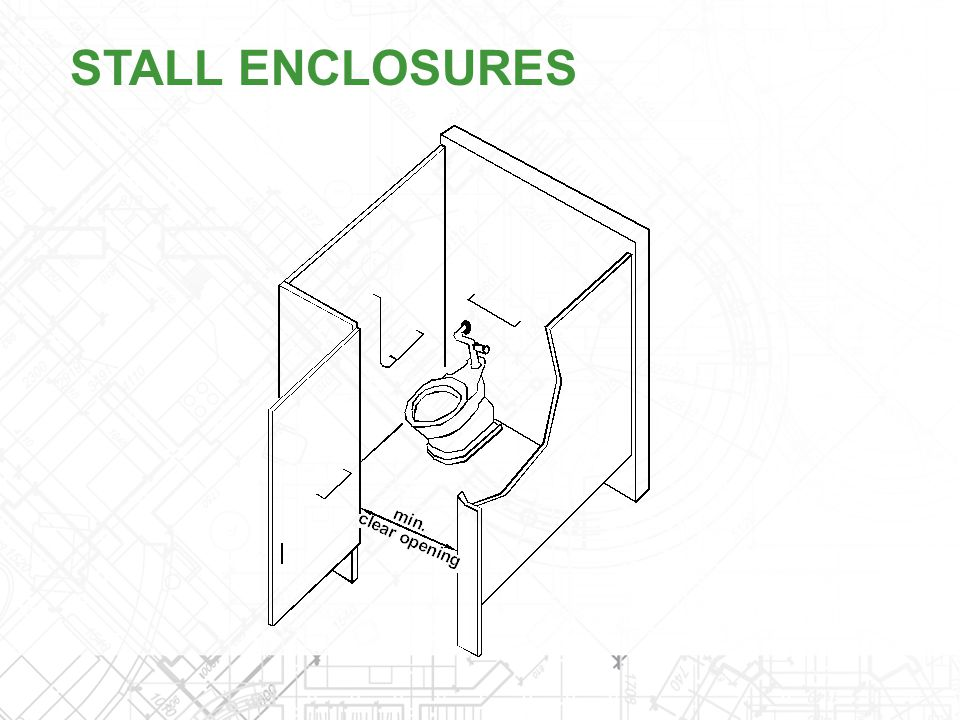 STALL ENCLOSURES