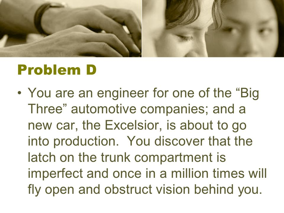 Problem D
