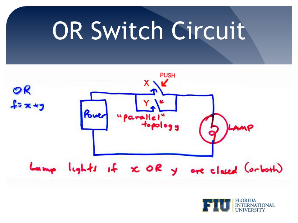 OR Switch Circuit