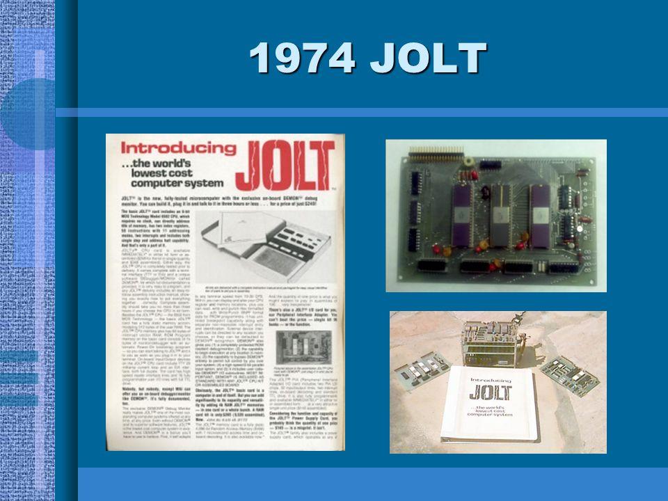 * 07/16/96 1974 JOLT *