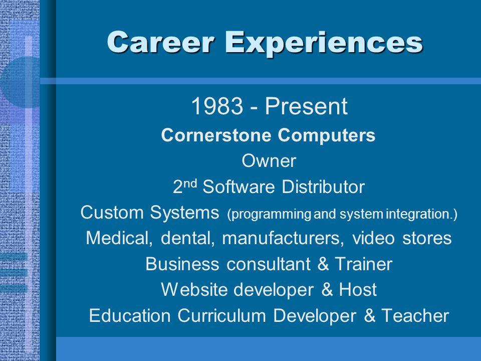 Cornerstone Computers