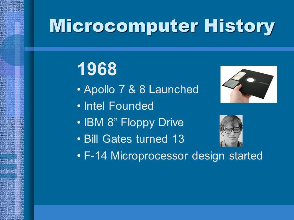 Microcomputer History