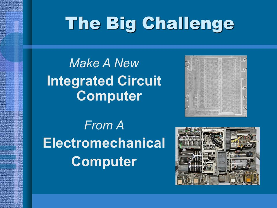 Integrated Circuit Computer