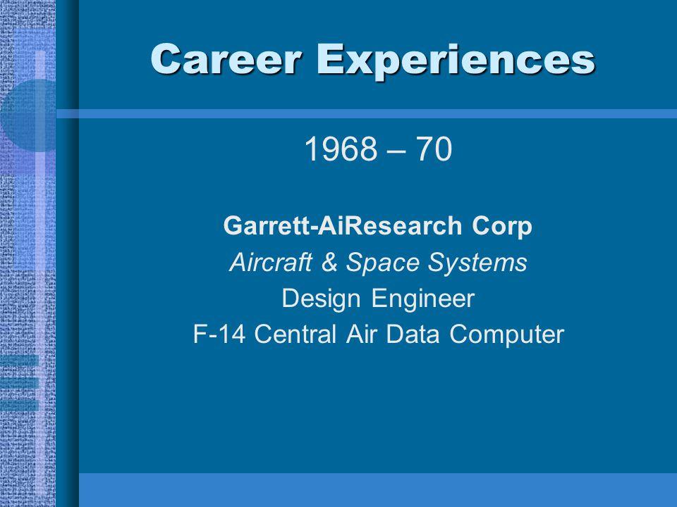 Garrett-AiResearch Corp