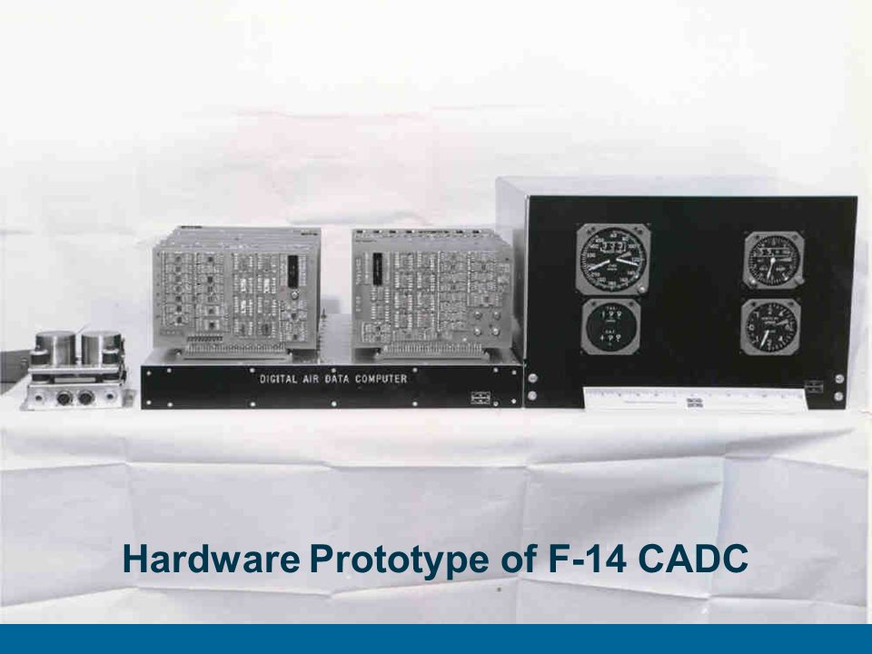 Hardware Prototype of F-14 CADC