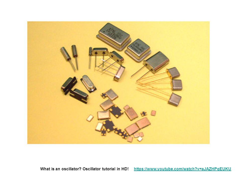 What is an oscillator Oscillator tutorial in HD!
