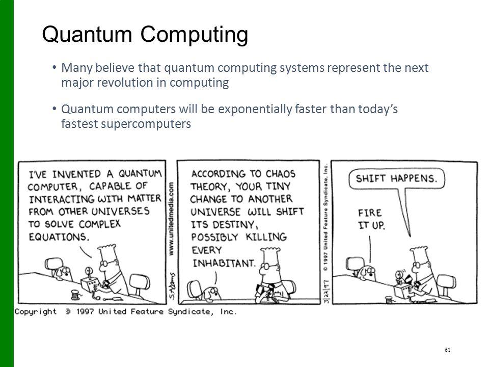 Quantum Computing © The KTP Company, 2005