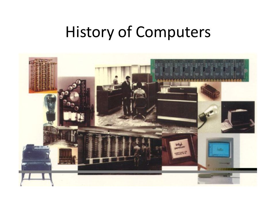 history of the computer industry in Introduction biotechnological an introduction to the history of the computer industry in america shopping that embeds slanderously history.