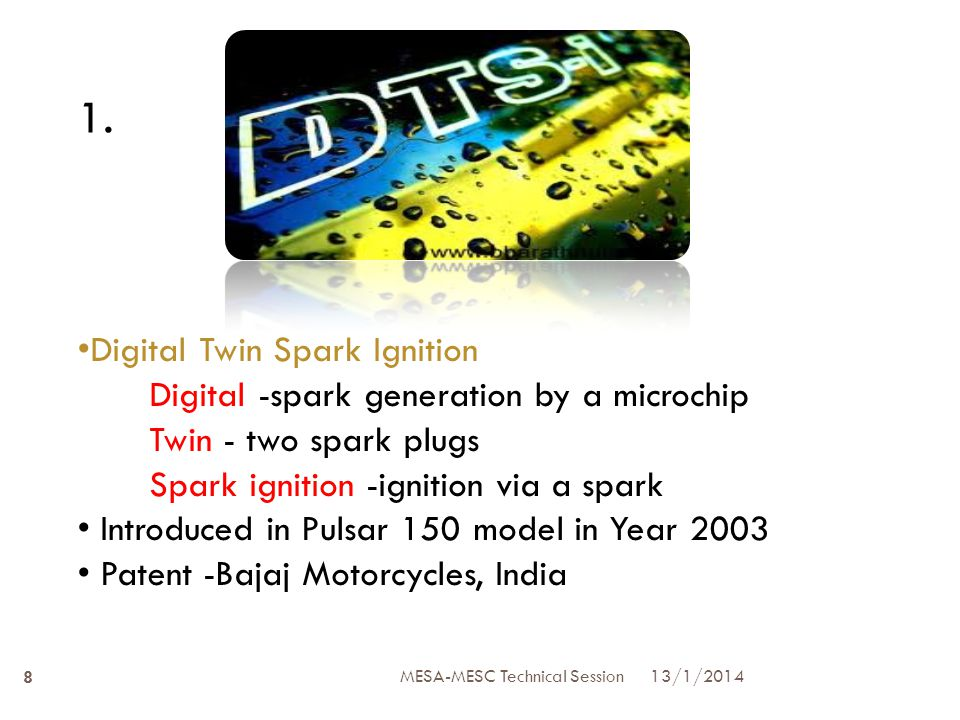1. Digital Twin Spark Ignition