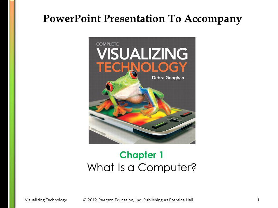PowerPoint Presentation To Accompany