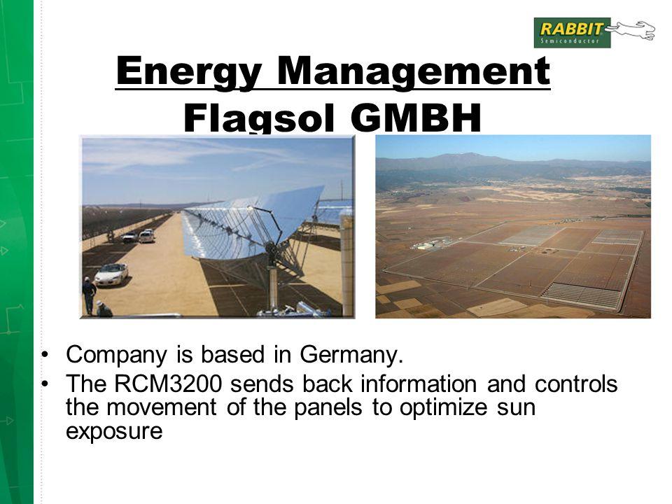 Energy Management Flagsol GMBH