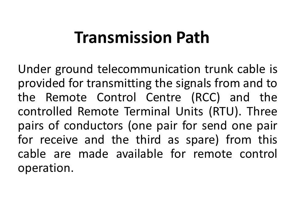 Transmission Path