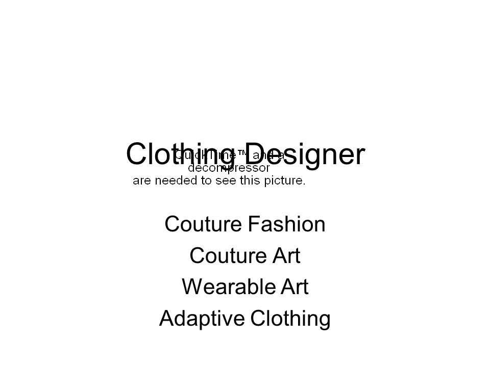 Couture Fashion Couture Art Wearable Art Adaptive Clothing