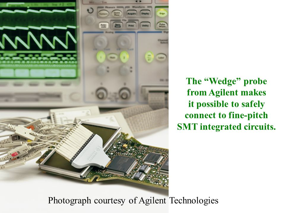 SMT integrated circuits.