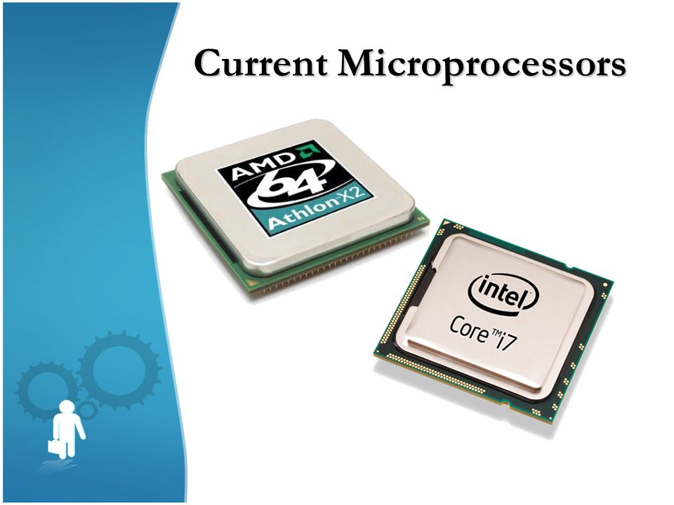 Current Microprocessors
