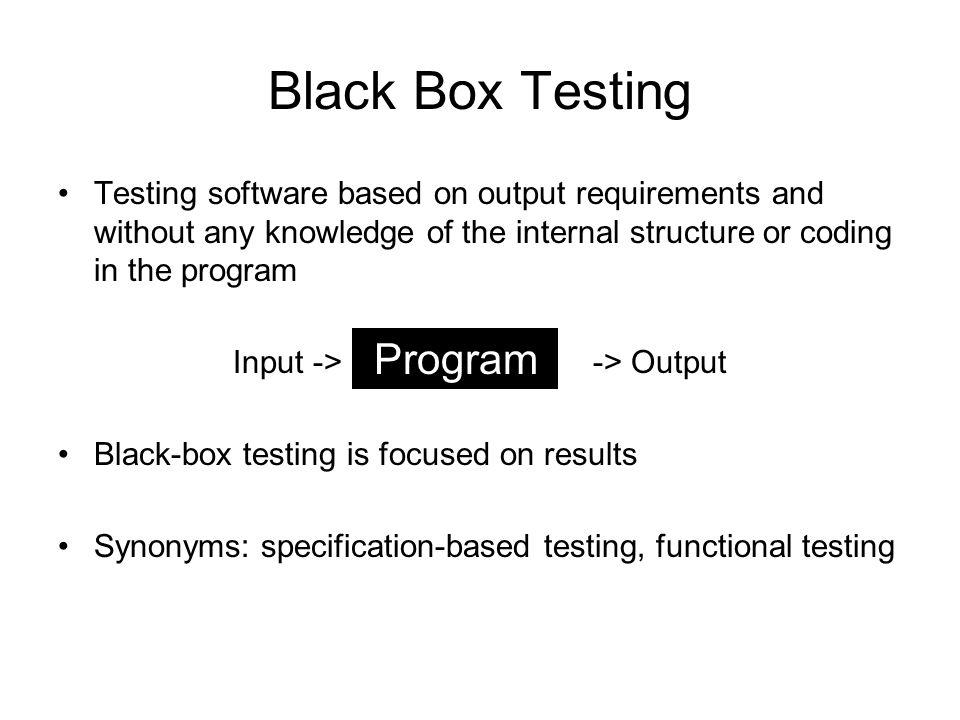 Input -> -> Output